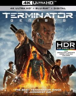 """Terminator Genisys"" on 4K Ultra HD, Blu-ray & Digital!"