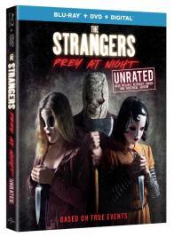 """The Strangers: Prey At Night"" on Blu-ray!"