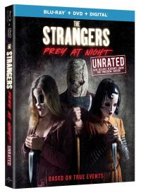 """The Strangers: Prey At Night"" on Blu-ray!"