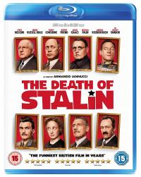 THE DEATH OF STALIN on Blu-ray!