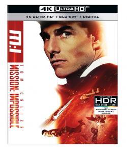 MISSION: IMPOSSIBLE 1-5 on 4K Ultra HD, Blu-ray, & Digital!