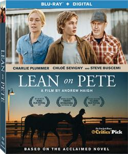 LEAN ON PETE on Blu-ray & Digital!
