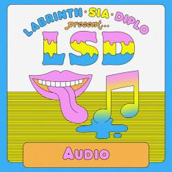 Enter to win prizes from supergroup LSD (Labrinth, Sia, Diplo)!