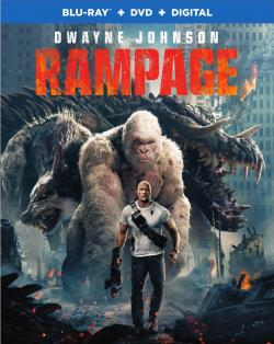 RAMPAGE on Blu-ray, DVD, & Digital!