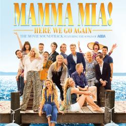 """Enter for a chance to win the """"Mamma Mia! Here We Go Again"""" movie soundtrack!"""