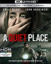 A QUIET PLACE on 4K Ultra HD, Blu-ray, & Digital!