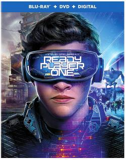 READY PLAYER ONE on Blu-ray, DVD, & Digital!