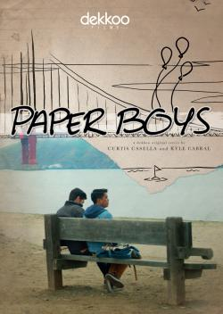 PAPER BOYS on DVD from TLA!