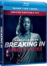 BREAKING IN on Blu-ray, DVD, & Digital!