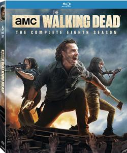 """""""The Walking Dead"""": The Complete Eighth Season on Blu-ray!"""
