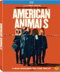 AMERICAN ANIMALS on Blu-ray!