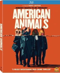 AMERICAN ANIMALS on Blu-ray!
