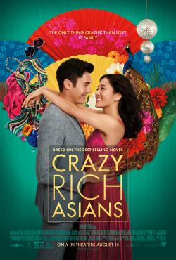 """Enter For A Chance To Win A """"CRAZY RICH ASIANS"""" Prize Pack!"""