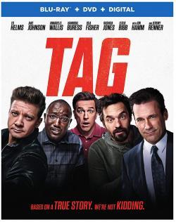 TAG on Blu-ray, DVD & Digital!