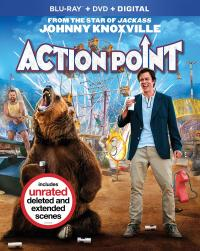 ACTION POINT on Blu-ray, DVD, & Digital!