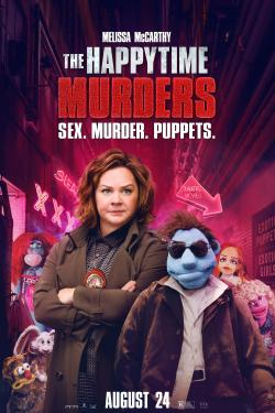 Enter for a chance to win a THE HAPPYTIME MURDERS prize pack!