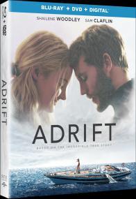ADRIFT on Blu-ray, DVD, & Digital!