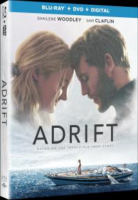 ADRIFT on Blu-ray, DVD, & Digital!