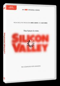 SILICON VALLEY - The Complete Fifth Season on DVD from HBO!