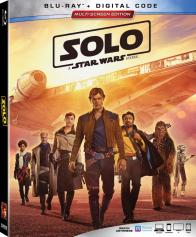 SOLO: A STAR WARS STORY on Blu-ray & Digital!