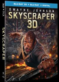 SKYSCRAPER on Blu-ray & Digital!