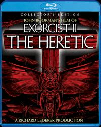 """EXORCIST II: The Heretic"" on Blu-ray!"
