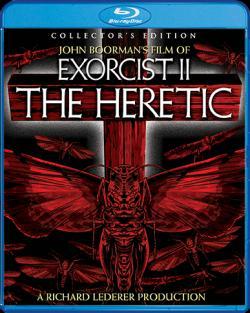 """""""EXORCIST II: The Heretic"""" on Blu-ray!"""