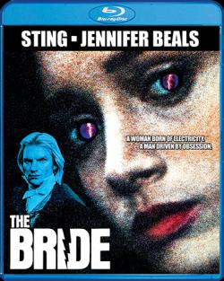 THE BRIDE on Blu-ray!