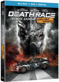 DEATH RACE: BEYOND ANARCHY on Blu-ray!