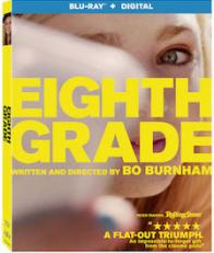 EIGHTH GRADE on Blu-ray & Digital!