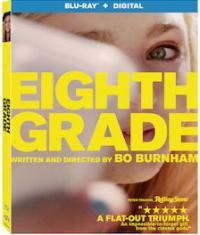 EIGHTH GRADE on Blu-ray & Digital!