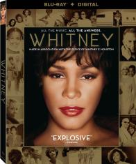 WHITNEY on BLU-RAY & Digital!