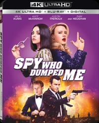 THE SPY WHO DUMPED ME on Blu-ray!