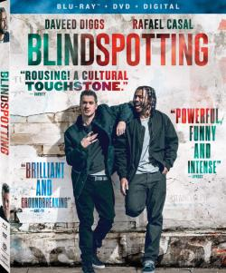 BLINDSPOTTING on Blu-ray, DVD & Digital!