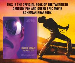 Win a copy of Bohemian Rhapsody: The Inside Story (The Official Book of the Film)!