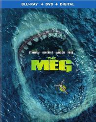 THE MEG on Blu-ray, DVD, & Digital!