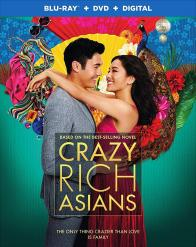 CRAZY RICH ASIANS on Blu-ray, DVD, & Digital!