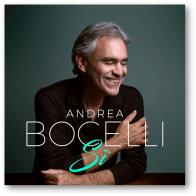 """Si."" from Andrea Bocelli on CD!"