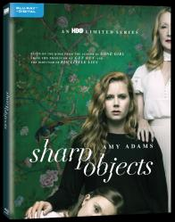 SHARP OBJECTS on Blu-ray from HBO!