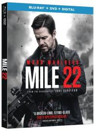 MILE 22 on Blu-ray, DVD & Digital from Universal Pictures Home Entertainment!