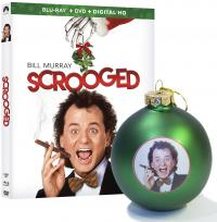 SCROOGED on Blu-ray, DVD, & Digital HD!