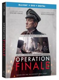 OPERATION FINALE on Blu-ray, DVD & Digital!