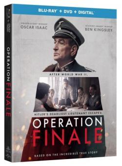 OPERATION FINALE on Blu-ray, DVD & Digital!