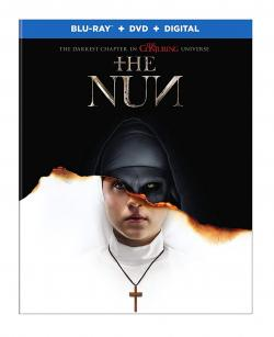 THE NUN on Blu-ray, DVD & Digital!
