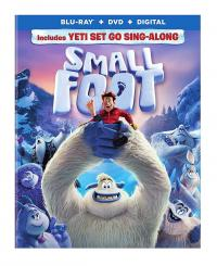 SMALLFOOT on Blu-ray, DVD, & Digital!