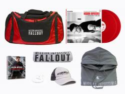 MISSION: IMPOSSIBLE - FALLOUT on Blu-ray, DVD, & Digital!