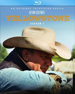 YELLOWSTONE - SEASON 1 on Blu-ray!
