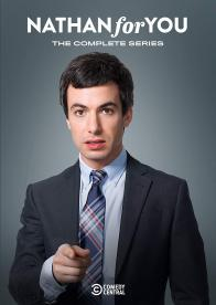 NATHAN FOR YOU - The Complete Series on DVD!