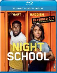 NIGHT SCHOOL on Blu-ray, DVD, & Digital!