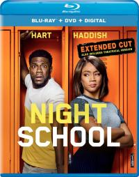 NIGHT SCHOOL on Blu-ray, DVD, & Digital!